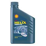 Shell Helix Plus S 5W-40 Motoröl