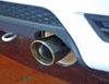 Code:Red Sportauspuffanlage Fiesta ST150