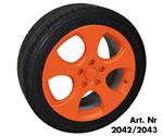 Foliatec SPRÜHFOLIE orange matt 1x 400ml - einfach wieder abziehbar!