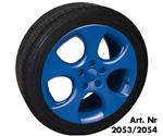 Foliatec SPRÜHFOLIE blau glänzend 1x 400ml - einfach wieder abziehbar!