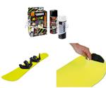 Foliatec SPRÜHFOLIE Neonspray neon-gelb 2er Set - einfach wieder abziehbar!