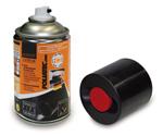 Foliatec AUSPUFFLACK-2K-SPRAY schwarz glänzend, 250 ml, für Auspuffendrohr
