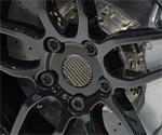 Foliatec Nabenabdeckung Set Real Carbon Ø 60 mm, 4 Stück, 34202