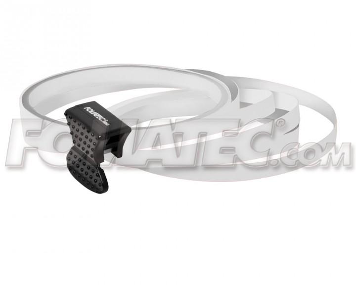 Foliatec PIN-STRIPING FelgenDesign Zierstreifen 4 Stk. weiß