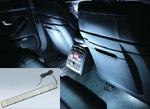 Foliatec LED AmbienteLight Panele mit 4 weißen LED