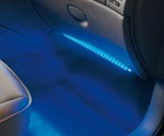 Foliatec LED Light Interior - drehbare Leuchtröhren