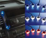 Foliatec LED-Buttons