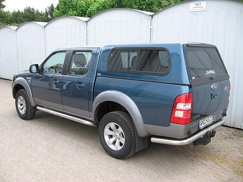 """Hardtop """"Beltop Classic"""" Ford Ranger Doppelkabine 2007-2012"""