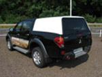 "Hardtop ""Beltop Classic"" Mitsubishi L200 Doppelkabine 2006-2015"