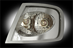in.pro. Klarglas-Frontblinker Audi A3 Typ 8L