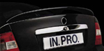 5112 in.pro. Chrom-Heckklappengriff Opel Vectra B