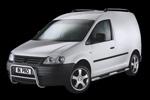 in.pro. Chrom-Schwellerrohre VW Caddy
