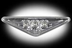 43684 in.pro. Seitenblinker Ford Focus/Mondeo LED/klar
