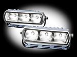 in.pro. LED-Klarglas-Tagfahrlicht universell lang eckig