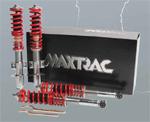 MAXTRAC Gewindefahrwerk Chrome Line ALFA ROMEO 147 1.6/2.0TS/1.9 JTD