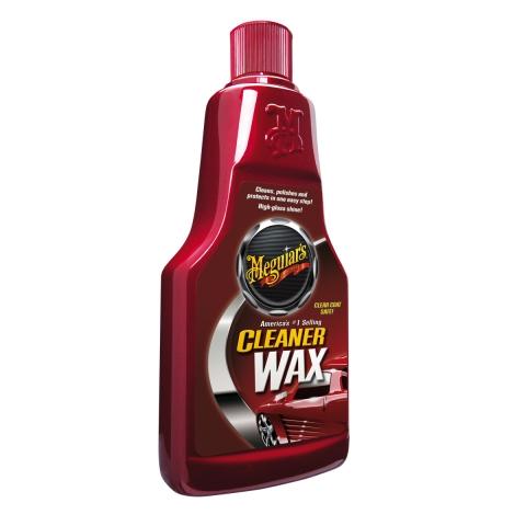 Meguiar's Cleaner Wax Reinigungswachs Lackreiniger & Versiegelung, A1216