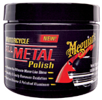 Meguiar's Motorrad All Metal Polish Metallpolitur