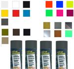 Plasti Dip Flüssiggummi/Felgenfolie/Sprühfolie 4x 400ml - Farbe nach Wahl
