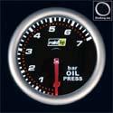 Raid Öldruck-Anzeige NIGHTFLIGHT