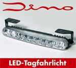 Dino LED-Tagfahrlicht klar universell 18 LEDs