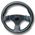 Raid hp Sportlenkrad FORMEL 320-360mm schwarz
