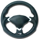 Raid hp Sportlenkrad SPEED 320mm schwarz/silber