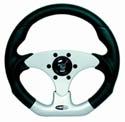 Raid hp Sportlenkrad Tosa Race 320 mm schwarz/silber