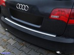 Weyer Edelstahl-Ladekantenschutz Audi A6 C6 Avant 2005-2011