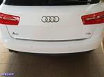 Weyer Edelstahl-Ladekantenschutz Audi A6 C7 Avant 2011>