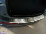 Weyer Edelstahl-Ladekantenschutz Audi Q5 + SQ5 2008-2012,2012-2016