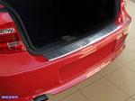 Weyer Edelstahl-Ladekantenschutz BMW 1er E87 5D/E81 3D 2007-2011