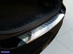 Weyer Edelstahl-Ladekantenschutz BMW 3er E91 Touring 2008-2012