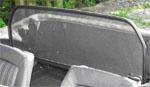 WEYER Cabrio Windschott Austin Healy