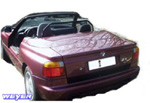 WEYER Cabrio Windschott BMW Z1