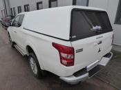 """Hardtop """"Beltop Classic"""" Mitsubishi L200 Club Cab  ab 2016"""